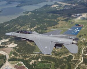 Lockheed Martin F-16 one of the aircrafts demonstrated during the airshow. Photo Credit:Lockheed Martin